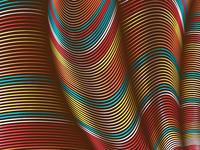 Stripe warp