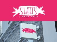 Sweets - Thirty Logos