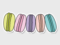 How about some macarons?