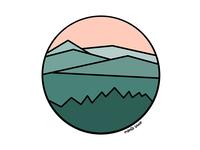 Monte Sano State Park Badge