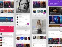 Shangit  music app_04