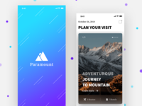 Paramount - Travel App - 01