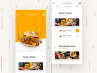 Parachute_Food App