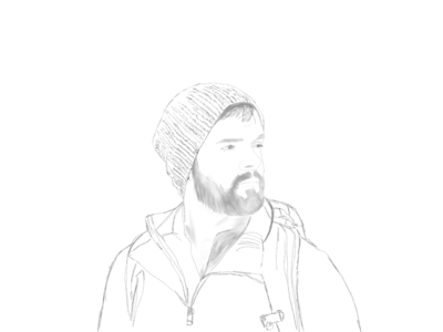 Self-portrait Sketch