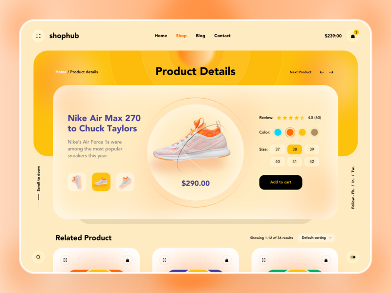 E-commerce Website Design website designer ecommerce business website design web page e-commerce website uiux store shopping shop product page product landingpages landingpage homepage fashion eshop ecommerce design ecommerce shop e-commerce ecommerce