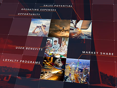 Corporate Slideshow After Effects Template by dorusoftware