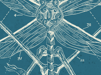 dragonfly-key
