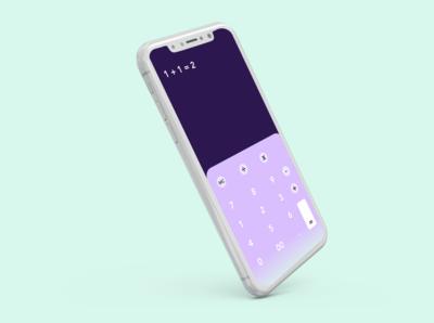 004 DailyUI - Calculator