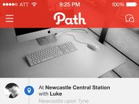 Path ios7