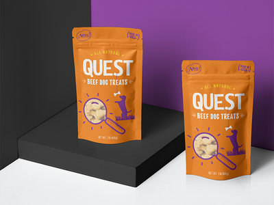 Quest / Packaging Design