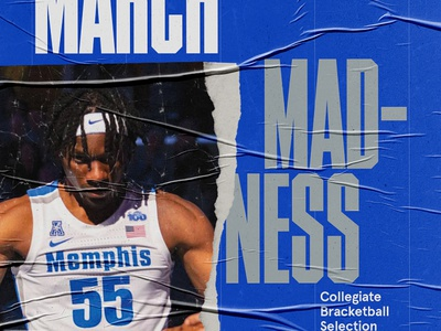 March Madness 2020 bracket buckets hoops poster march madness ncaa college basketball