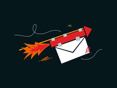 Internal Newsletter Illustration Style Exploration