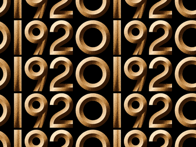 2019 new years 2019 texture color dimension light numbers type