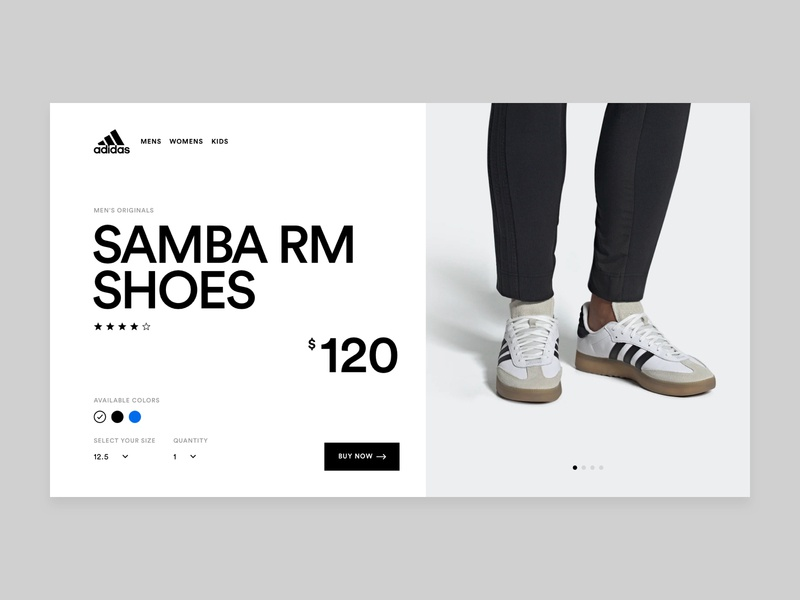 Adidas Samba RM Concept