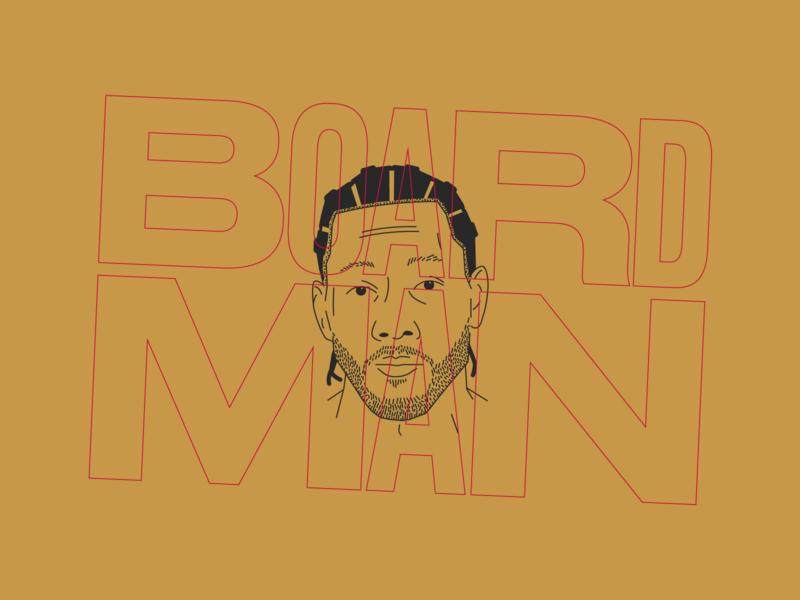 Kawhi Leonard a.k.a. Board Man nba finals raptors kawhi nba basketball board man