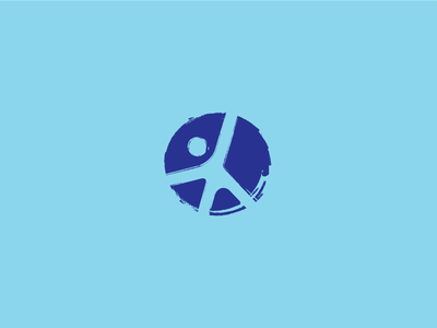 Pinson Counseling texture branding identity logo mark