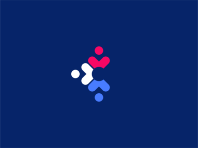 C + Community + Heart Mark