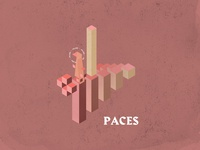 Paces — Pantone Living Coral