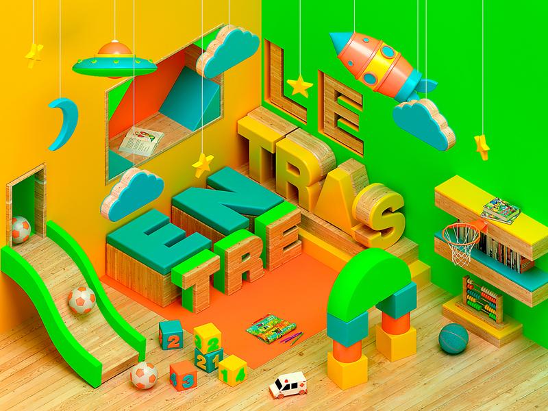 N O R M A cinema4d animation artdigital 3d design graphics digitalart colors artdirection debut