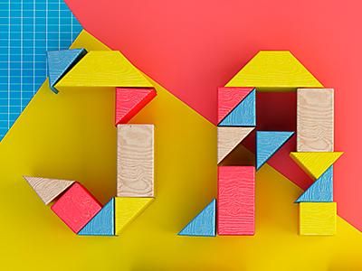 Jazz animation motion colors artdirection design graphics digitalart artdigital 3d debut