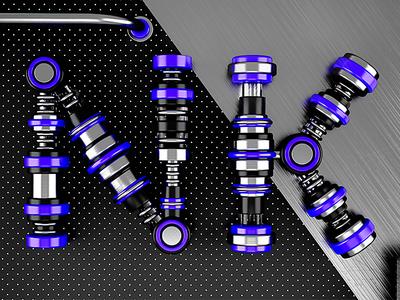 P U N  K motion graphics digitalart design debut colors artdirection artdigital animation 3d