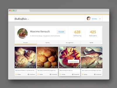 Profile - Best Bread Finder