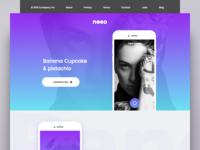 Meet Neeo | Template