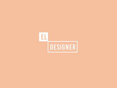 El Designer designer corporate identity logo design branding