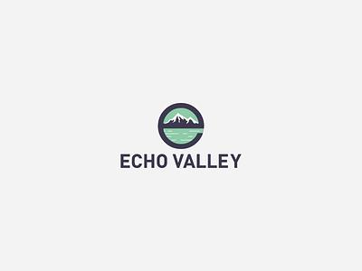 Echo Valley creative brand branding design logo