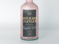 Buzzards Valley Rhubarb Gin