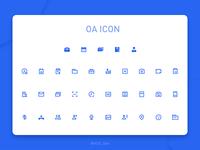Exercises 007 / 100 oa icon