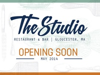 The Studio Restaurant & Bar