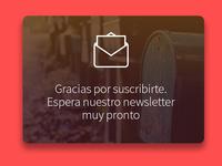 #026 #DailyUI subscribe