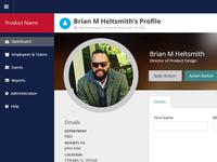 User Profile Page 2