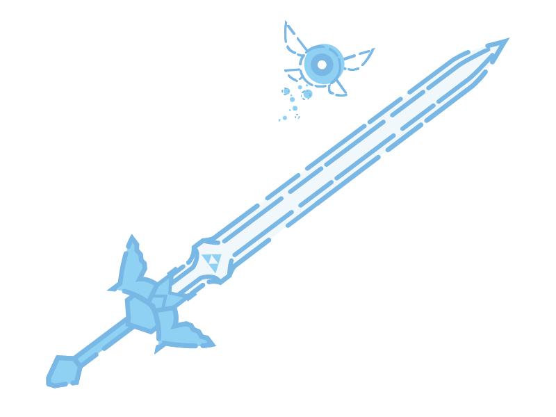 Master Sword v2 by Chris Meyer on Dribbble