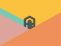 HLH | Logo design