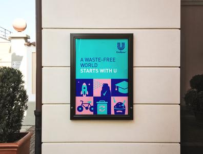 Unilever Campus Campaign