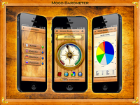 Watch your mood. Bar-O-Mood App.
