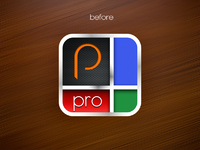 Photogridpro before and after