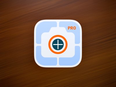 iOS7fied PhotoGrid App icon