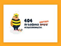 Toyzzshop New UI - 404 page