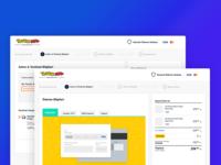 Toyzzshop New UI - checkout pages