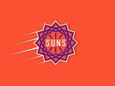 Phoenix Suns phoenix logo arizona basketball sport concept nba logo phoenix suns
