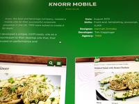 [new portfolio] Mobile (2-up) view