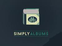 Simply Albums logo