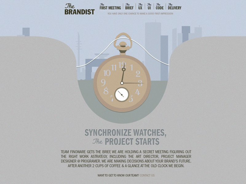 Brandist homepage - project starts section ux design ux vector logo illustration design illustration design identity ui