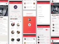 Gagglon App UX/UI