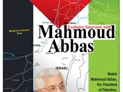 Interview with Mahmood Abbas israel middle east palestine mahmood abbas interview