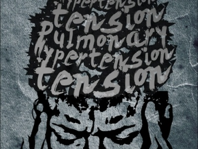 Hyper Tension flyer design flyer poster tension hyper hyper tension