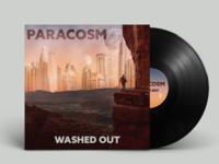 Album design mockup